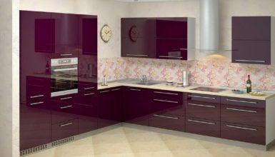 Каталог акриловых кухонь