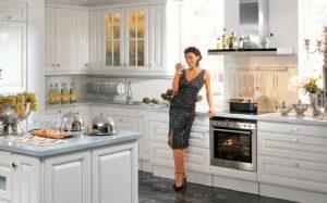 Рост хозяйки кухни